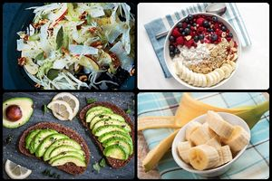 Top 4 thực phẩm organic giúp phái đẹp giữ dáng và giảm cân hiệu quả