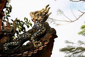 Độc đáo, dày dặn kiến trúc dân gian ngôi đền thiêng trăm năm tuổi ở xứ Lường