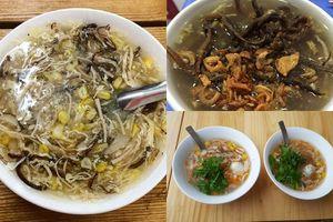 Hà Nội càng lạnh ăn món súp càng ngon. Cứ thử rủ nhau đi ăn luôn rồi bạn sẽ thấm thía liền