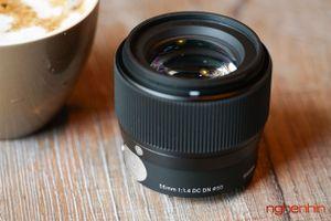 Trải nghiệm ống kính Sigma 56mm f/1.4 Contemporary đầu tiên tại Việt Nam