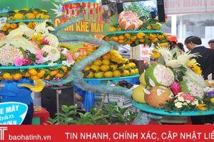 Lễ hội cam và sản phẩm nông nghiệp năm 2018: Sẵn sàng ngày khai hội