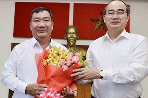 Phó ban Nội chính Thành ủy TP.HCM được điều động làm Bí thư quận 2