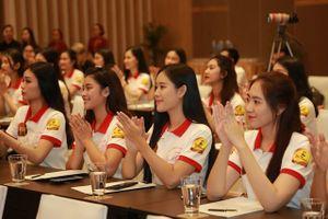 Chung kết cuộc thi Hoa khôi sinh viên Việt Nam 2018-Vẻ đẹp của sự thông minh