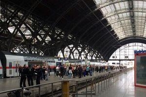Nhân viên ngành đường sắt Đức đình công yêu cầu tăng lương