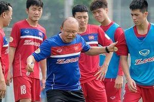ĐTQG Việt Nam sẽ sử dụng đội hình nào khi làm khách ở trận chung kết lượt đi AFF Cup?