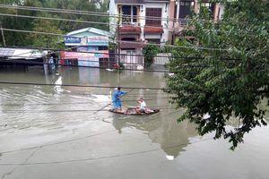 Cập nhật tình hình mưa lũ mới nhất từ Quảng Trị đến Bình Định
