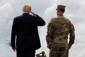 Vừa gọi con số 716 tỷ USD là 'điên rồ', ông Trump tăng luôn ngân sách quốc phòng Mỹ lên 750 tỷ USD