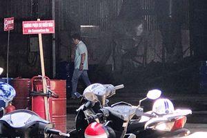 TPHCM: Hai người thương vong vì hỏa hoạn, nghi do sang chiết xăng dầu