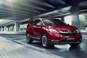 Qua năm 2018, giá xe Honda CR-V đã tăng tổng cộng 25 triệu đồng