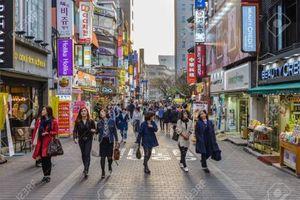 Thu nhập bình quân đầu người Hàn Quốc năm 2018 vượt ngưỡng 30.000 USD