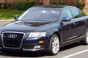 Audi Việt Nam triệu hồi 103 xe A6 để thay thế cụm túi khí trước ghế phụ