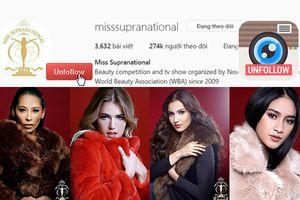 Hơn 30 nghìn fan 'nghỉ chơi' Miss Supranational, đến lượt chính dàn thí sinh 'vĩnh biệt' cuộc thi