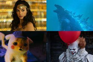 'Bội thực' trước loạt bom tấn tại Brazil Comic-Con 2018: IT 2, Wonder Woman 1984, Godzilla 2…