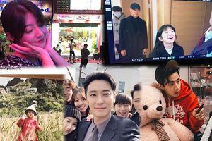 Nam Ji Hyun ở Nha Trang, Han Hyo Joo khoe ảnh hồi bé, Shin Sung Rok: 'Jang Nara sao thế?'