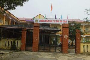 Thanh Hóa: Học sinh tử vong sau giờ ngủ trưa tại trường mầm non