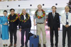 Vị khách thứ 7 triệu tới TPHCM đến từ Pháp