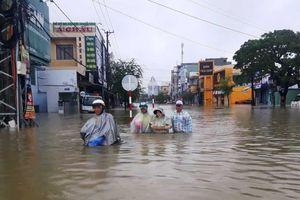 Miền Trung: Dự báo tiếp tục có mưa to đến rất rất to