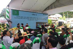 Hội thi Nông dân sản xuất cà phê bền vững NESCAFÉ Plan 2018
