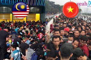 Nan giải như việc mua vé xem chung kết AFF Cup 2018, từ Việt Nam sang đến Malaysia đều quá khó khăn