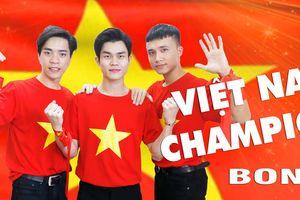 6 ca khúc cổ vũ tinh thần bóng 'made in Vietnam' đá vừa hay, vừa dễ nhớ