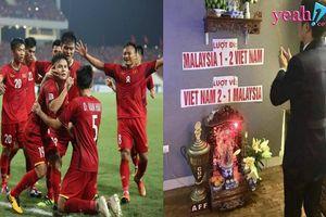 Mong muốn đội nhà thắng lớn đến thế này là cùng, chàng trai 'cầu mong tổ tiên' cho Việt Nam thắng 4-2 tại chung kết AFF Cup 2018