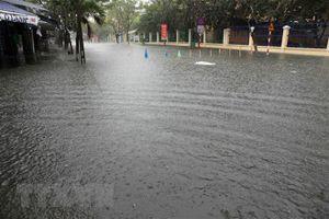 Quảng Ngãi: Cho toàn bộ học sinh nghỉ học ngày 10/12 do mưa lũ