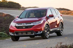 Honda CR-V tăng giảm giá thất thường