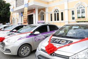 Liên minh 12.000 xe taxi truyền thống bắt tay nhau đối đầu Grab