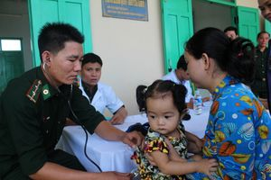 ADB tài trợ hơn 100 triệu USD nhằm cải thiện việc cung cấp dịch vụ y tế khu vực biên giới