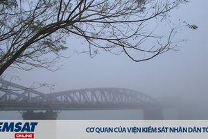 Mùa sương mù xứ Huế