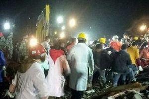 Lở đất khiến 12 người bị chôn vùi ở Trung Quốc