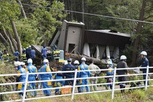 Nhật Bản lại xảy ra động đất 5,3 độ richter