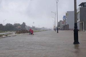 Quảng Nam: Một người mất tích sau mưa lớn