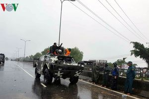 Hàng ngàn nhà dân ở Quảng Nam bị ngập, chưa xả lũ hồ Phú Ninh