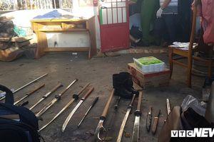 Phát hiện kho vũ khí của nghi can giết người vứt xác phi tang ở Lâm Đồng