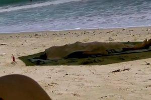 Nữ du khách chết đuối khi đang tắm biển ở Nha Trang