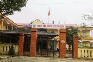 Bé trai 3 tuổi thiệt mạng sau giờ nghỉ trưa tại trường mầm non ở Thanh Hóa