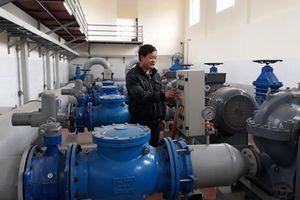 Mở rộng mạng lưới cấp nước sạch nông thôn