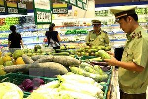 Lập 6 đoàn kiểm tra liên ngành về an toàn thực phẩm dịp Tết và lễ hội Xuân 2019