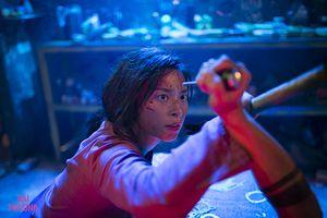 'Đả nữ' Ngô Thanh Vân lại khoe khả năng võ thuật điêu luyện