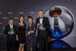 Thành phố Hội An giành giải thưởng 'Phát triển đô thị bền vững quốc gia Đức'