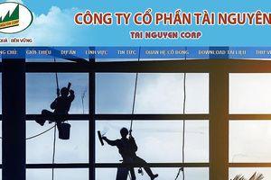 CTCP Tài Nguyên (TNT) bán phần vốn góp trong dự án khu chung cư tại Nhân Chính