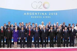 Hội nghị thượng đỉnh G20: Một cuộc gặp không thành!