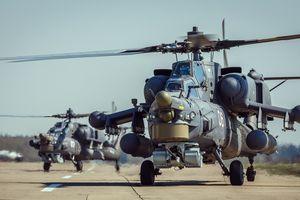 Trong những trực thăng tấn công mạnh nhất thế giới hiện nay, Nga-Mỹ chiếm số đông