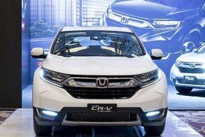 Honda CR-V 2018 sắp tăng giá bán