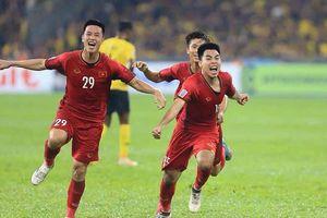 Hòa kịch tính, Việt Nam và Malaysia chờ trận lượt về ở Mỹ Đình