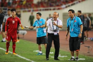 HLV Park Hang-seo và 'cuộc hẹn lịch sử' với bóng đá Việt Nam