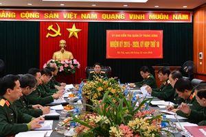 UBKT Quân ủy TƯ đề nghị tước danh hiệu 5 quân nhân