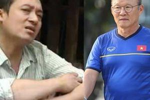 MC Nguyên Khang tiết lộ điều bí mật HLV Park Hang Seo làm trên chuyến bay