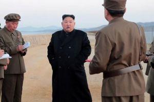 Mỹ trừng phạt quan chức đầy quyền lực, rất thân cận Kim Jong-un